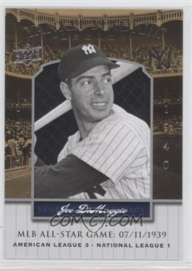 2008 Upper Deck - Multi-Product Insert Historical Moments #1288HM - Joe DiMaggio