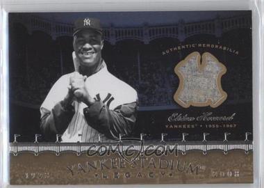2008 Upper Deck - Multi-Product Insert Yankee Stadium Legacy Memorabilia #YSM-EH - Elston Howard