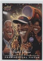 Barack Obama, Joe Biden, Michelle Obama