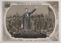 Gettysburg Address #/75