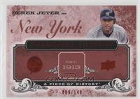 Derek Jeter #/149