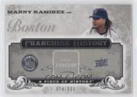 Manny Ramirez #/699