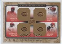Adam Dunn, Brandon Phillips, Aaron Harang, Ken Griffey Jr. /799