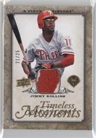 Jimmy Rollins /25