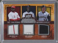 Grady Sizemore, Mark Teahen, Delmon Young, Ken Griffey Jr., Jason Bay, Mike Cam…