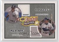 Don Mattingly, Wade Boggs /125