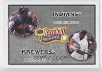 Eddie Murray, Prince Fielder #/399