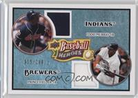Prince Fielder, Eddie Murray #/200