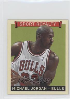2008 Upper Deck Goudey - [Base] - Mini Blue Back #300 - Michael Jordan