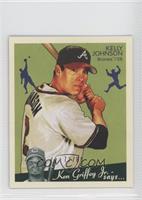 Kelly Johnson /88