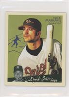 Nick Markakis #/88
