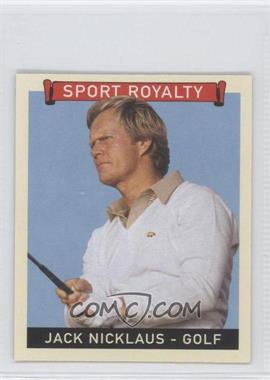 2008 Upper Deck Goudey - [Base] - Mini Red Back #298 - Jack Nicklaus