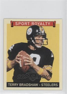 2008 Upper Deck Goudey - [Base] - Mini Red Back #327 - Terry Bradshaw