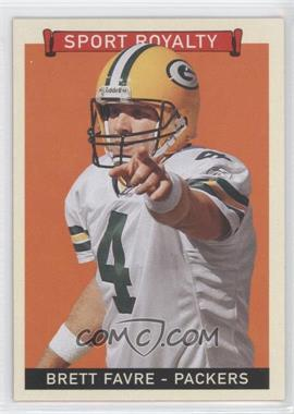 2008 Upper Deck Goudey - [Base] #275 - Brett Favre