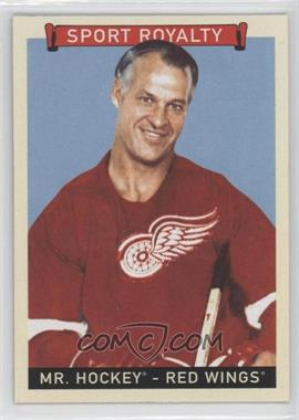 2008 Upper Deck Goudey - [Base] #293 - Mr. Hockey (Gordie Howe)