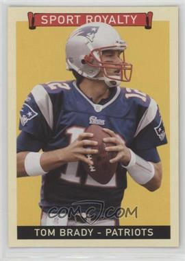 2008 Upper Deck Goudey - [Base] #302 - Tom Brady
