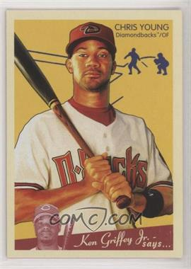 2008 Upper Deck Goudey - [Base] #5 - Chris Young