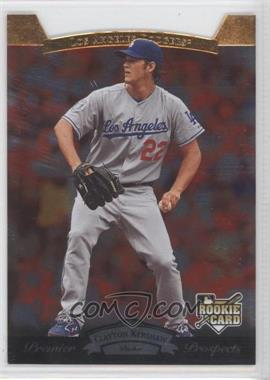 2008 Upper Deck Timeline - [Base] #379 - Clayton Kershaw