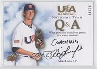 Mike Leake (Profession) /20