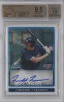 Freddie Freeman /250 [BGS 9.5 GEM MINT]