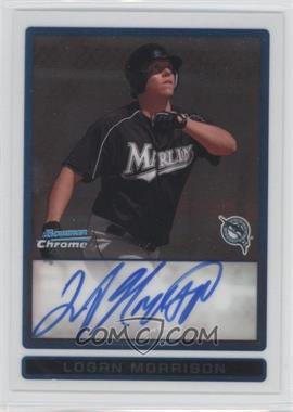 2009 Bowman - Chrome Prospects #BCP112.2 - Logan Morrison
