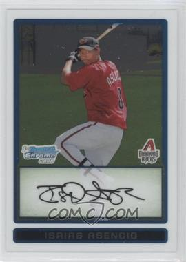 2009 Bowman - Chrome Prospects #BCP165 - Isaias Asencio