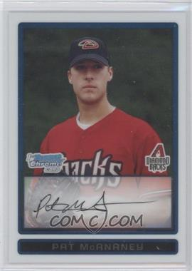 2009 Bowman - Chrome Prospects #BCP76 - Pat McAnaney