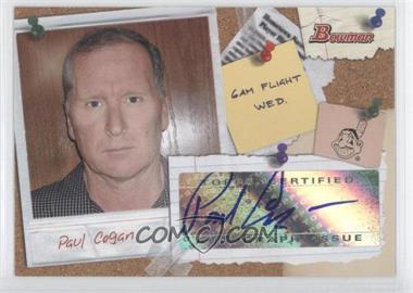 2009 Bowman - Scout Autograph #SC-PC - Paul Cogan