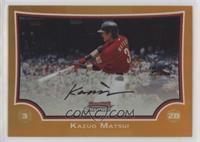 Kazuo Matsui /25