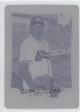 2009 Bowman Draft Picks & Prospects - [Base] - Printing Plate Magenta #BDP25 - Luis Valdez /1