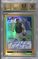 Tony Sanchez /50 [BGS 9.5 GEM MINT]