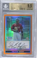 Telvin Nash [BGS 9.5 GEM MINT] #/25