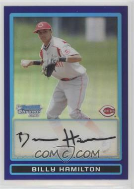2009 Bowman Draft Picks & Prospects - Prospects Chrome - Purple Refractor #BDPP2 - Billy Hamilton