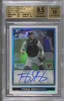 Tony Sanchez [BGS 9.5 GEM MINT] #/500