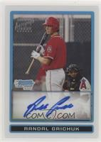 Randal Grichuk [Noted] #/500