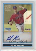 Mike Minor #/500