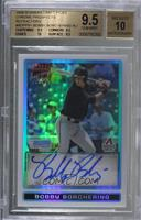 Bobby Borchering [BGS 9.5 GEM MINT] #/500