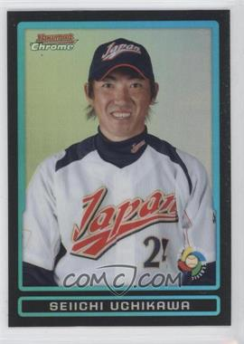 2009 Bowman Draft Picks & Prospects - World Baseball Classic Stars Chrome - Refractor #BDPW34 - Seiichi Uchikawa