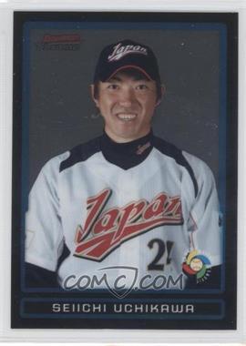 2009 Bowman Draft Picks & Prospects - World Baseball Classic Stars Chrome #BDPW34 - Seiichi Uchikawa