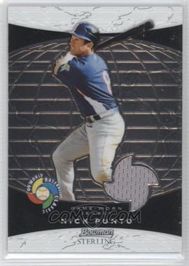 2009 Bowman Sterling - World Baseball Classic Relics #BCR-NP - Nick Punto