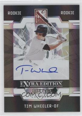 2009 Donruss Elite Extra Edition - [Base] #65 - Tim Wheeler /794