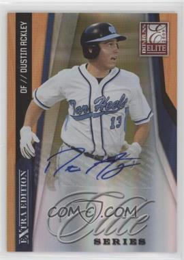 2009 Donruss Elite Extra Edition - Elite Series - Signatures [Autographed] #1 - Dustin Ackley /100