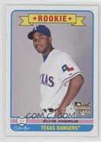Elvis Andrus Texas Rangers Rookie Related Rookie Year All Baseball Cards