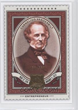 2009 SP Legendary Cuts - [Base] #155 - Cornelius Vanderbilt /550