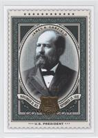 James A. Garfield /550
