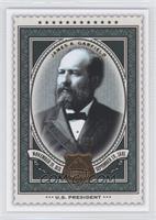 James A. Garfield /550