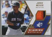 Jose Reyes [Noted] #/99