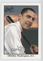 Barack Obama (Circle around Number) /50