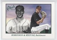 Brian Matusz, Brooks Robinson #/25