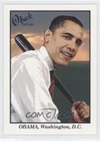 Barack Obama (No Shape around Number)